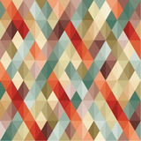Abstract Background - Geometric Pattern. Geometric background - vector pattern for different design works Royalty Free Stock Photo