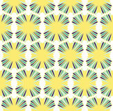 Abstract background with geometric pattern. Vector illustration Royalty Free Stock Photography