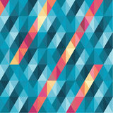 Abstract Background - Geometric Pattern Royalty Free Stock Photography