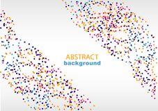 Abstract background with geometric patterns, for web page and design stock photo