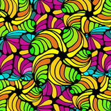 Abstract background of geometric patterns Stock Images