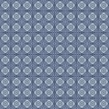 Abstract background with geometric seamless ornament, pastel blue color. Abstract geometric monochrome pattern. Endless pattern. Abstract background with vector illustration