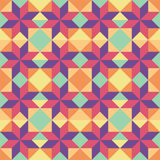 Abstract background - geometric seamless vector pattern. Design element.  Royalty Free Illustration