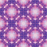 Abstract Background - Geometric Seamless Vector Pattern Royalty Free Stock Photos
