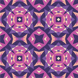 Abstract Background - Geometric Seamless Vector Pattern Stock Images