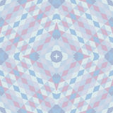 Abstract Background - Geometric Seamless Vector Pattern Royalty Free Stock Images