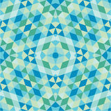 Abstract Background - Geometric Seamless Vector Pattern Stock Photo