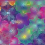Abstract background of geometric shapes for design Stock Images