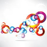 Abstract background with geometric shapes. This is file of EPS10 format Stock Photos