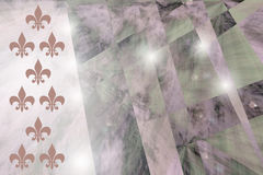 Abstract background. With geometric shapes in the Palace style stock illustration