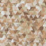 Abstract background with geometry earth tone backdrop Stock Photos