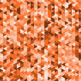 Abstract background with geometry orange backdrop. Stock vector stock illustration