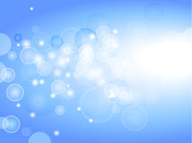 Abstract background with glare texture blue.  Royalty Free Stock Photo