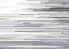 Abstract background with glitched horizontal stripes, stream lines. Concept of aesthetics of signal error. Glitch effect distorsion, digital decay background Stock Image