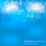 Abstract  background with glitter for christmas card Stock Photo
