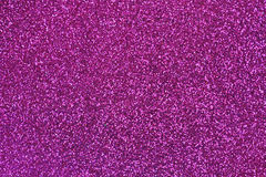Abstract background glittery texture photo of glitter in magenta Stock Image