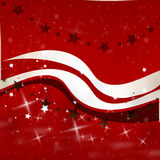 Abstract background. Glossy dark red design Stock Photo