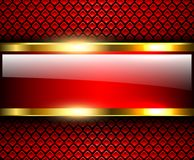Abstract background red. Abstract background glossy and shiny red metallic, vector illustration vector illustration