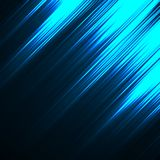 Abstract background with glowing lines. Neon stripes Royalty Free Stock Image