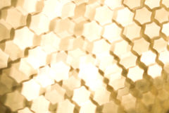 abstract background gold Στοκ Εικόνες