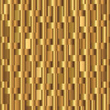 Abstract background with gold bars stock illustration