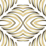 Abstract background with gold. Element for design. Template for design. copy space for ad brochure or announcement invitation, abs Stock Photo