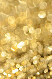 Abstract background with golden twinkle Royalty Free Stock Image