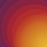 Abstract background Gradation curves. Royalty Free Illustration