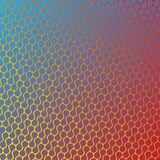 Abstract background with gradient. Abstract background with circles metaball and gradient. eps10 vector illustration