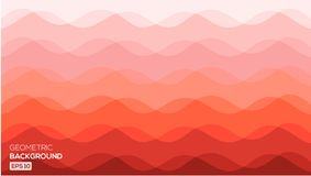 Simple geometric background 03. Abstract background with gradient and rhomb texture. Vector Stock Images