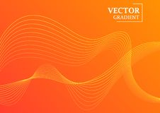 Abstract background with gradient texture, geometric pattern with lines. royalty free illustration