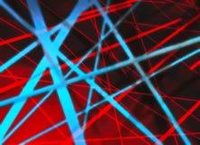 abstract background graphic Ψηφιακό γεωμετρικό ύφος Κόκκινο χρώμα Στοκ Εικόνα