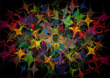 abstract background graphic Στοκ Φωτογραφίες