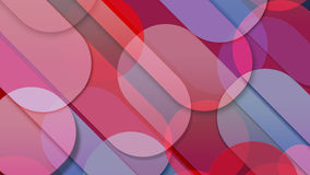 Abstract background. Graphic background of rounded transparent pill shapes overlapping each other Royalty Free Stock Images