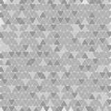 Abstract background. Gray color abstract background with triangles Stock Images
