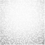 Abstract background with gray dots. White abstract background with gray dots pattern. Vector paper illustration Stock Images