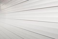Abstract background gray horizontal metal sheet texture Stock Photos