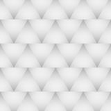 Abstract background of gray triangles. Gentle colors. Monochrome image Royalty Free Stock Image