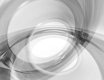 Abstract background-Gray waves Stock Photos