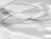 Abstract background-Gray waves. 3d concept Stock Images