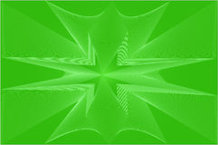 Abstract Background in Green. Vector illustration Royalty Free Stock Image