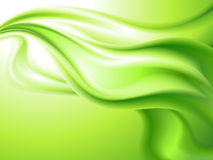 Abstract background green. (no mesh Stock Photography