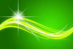 Abstract background green. Illustration of a green background Royalty Free Stock Photo