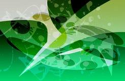 abstract background green Στοκ Φωτογραφίες