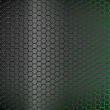 Abstract background with green backlight Stock Photo