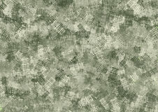Abstract background in green and beige tones. In grunge style with lattice Stock Image