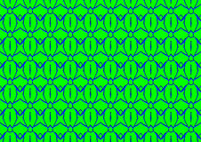 Abstract background in green and blue tones Royalty Free Stock Photos