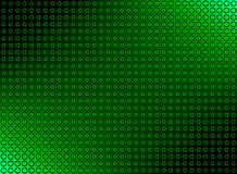 Abstract Background. Green Circles. Royalty Free Stock Image
