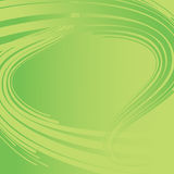 Abstract background in green color. Vector illustration Stock Photos