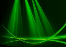 Abstract background. Green background,colorful  splash,colours background,wave glow Royalty Free Stock Images
